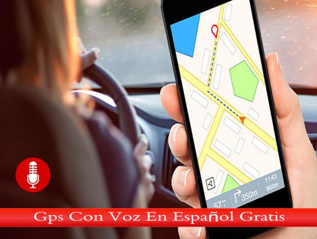 Gps Con Voz En Español Gratis screenshot 3