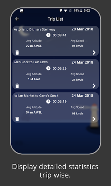 Altimeter : Measure Altitude & Elevation screenshot 3