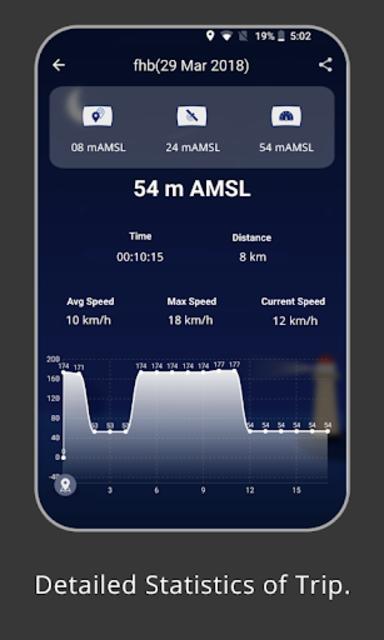 Altimeter : Measure Altitude & Elevation screenshot 8