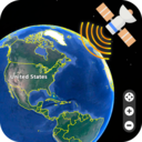 Icon for Live Earth Map 2019 -  Satellite View, Street View