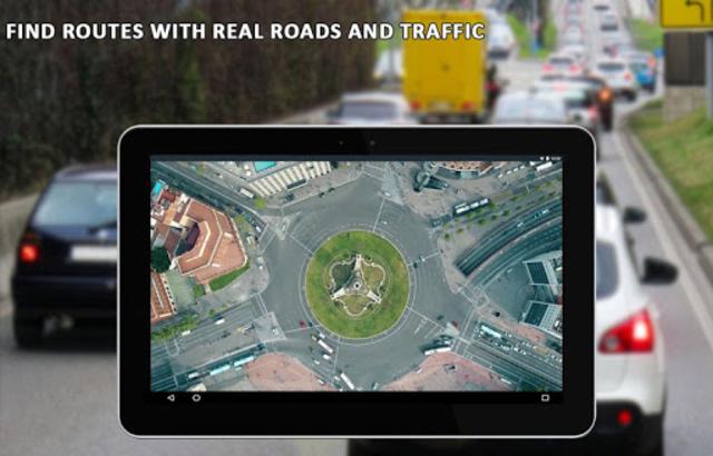Live Earth Map 2019 -  Satellite View, Street View screenshot 4