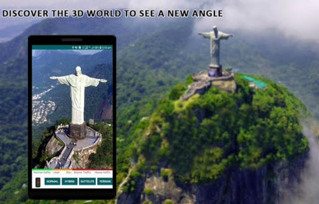 Live Earth Map 2019 -  Satellite View, Street View screenshot 11