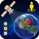 Icon for Live Earth Map & Satellite View, GPS Tracking