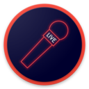Icon for Live Microphone Announcement