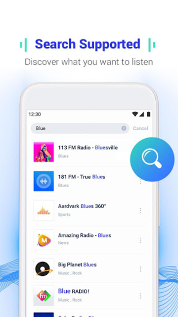 Melody Radio - Live radio, Music & Free FM screenshot 6