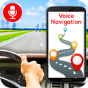 Icon for Live Voice Navigation - Driving Directions