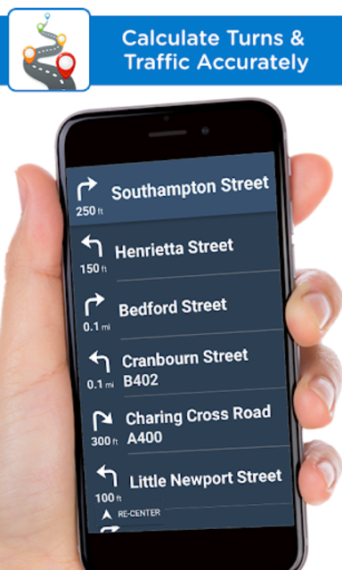 Live Voice Navigation - Driving Directions screenshot 5