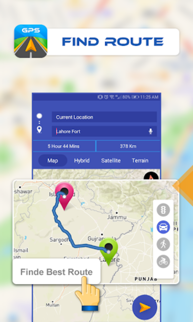 GPS, Maps Driving Directions, GPS Navigation screenshot 14
