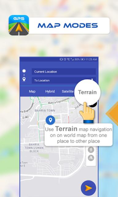 GPS, Maps Driving Directions, GPS Navigation screenshot 20