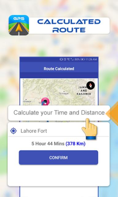 GPS, Maps Driving Directions, GPS Navigation screenshot 23