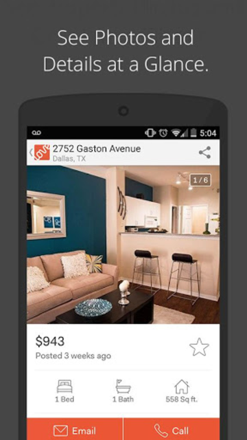 Lovely Rent Apartments & Homes screenshot 2