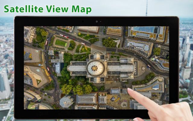 Live Street View - Earth Map Navigation screenshot 5
