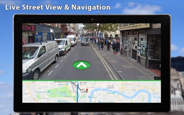 Live Street View - Earth Map Navigation screenshot 6