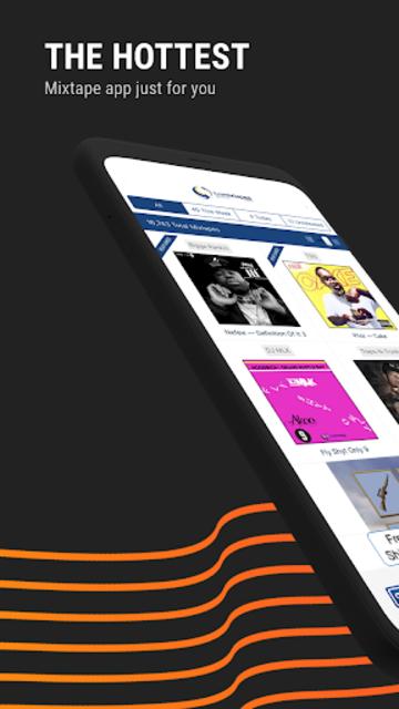 LiveMixtapes - Hip-Hop Mixtapes, Music & Playlists screenshot 1