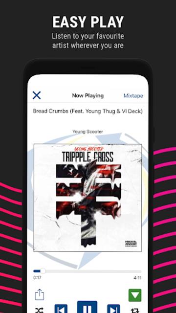 LiveMixtapes - Hip-Hop Mixtapes, Music & Playlists screenshot 4