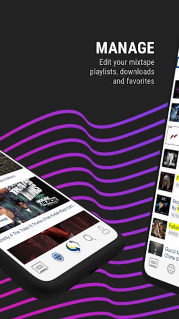LiveMixtapes - Hip-Hop Mixtapes, Music & Playlists screenshot 6