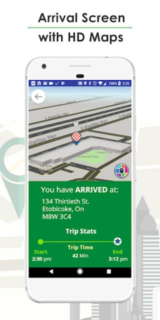 GPS Navigation, Live Traffic, HD Maps - Live Roads screenshot 6