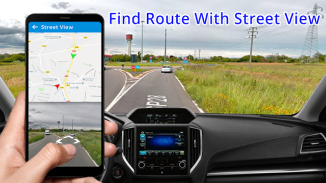 Street view HD live: 360 Satellite Map Navigation screenshot 4