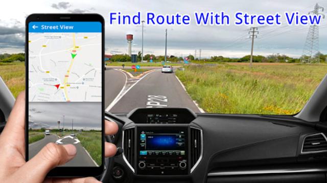 Street view HD live: 360 Satellite Map Navigation screenshot 10