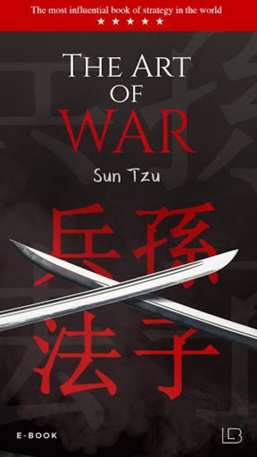 The Art of war - Strategy Book by general Sun Tzu screenshot 1