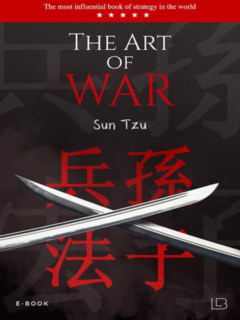 The Art of war - Strategy Book by general Sun Tzu screenshot 16