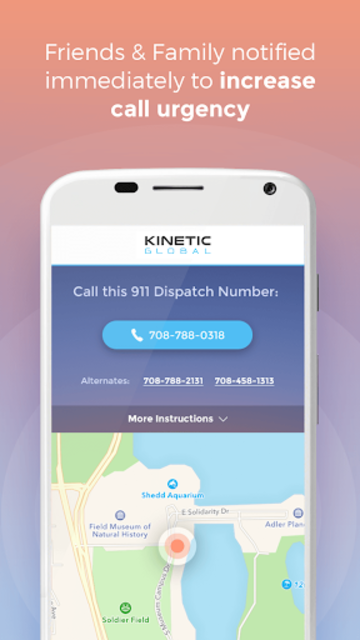 Kinetic Global formerly LifeLine Response screenshot 4