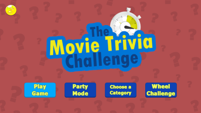 The Movie Trivia Challenge screenshot 1