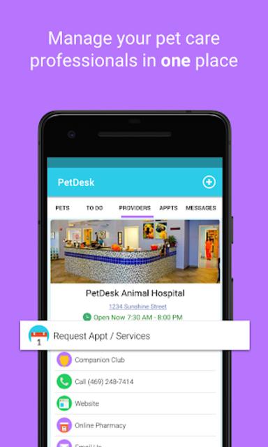 PetDesk - Pet Health Reminders screenshot 10