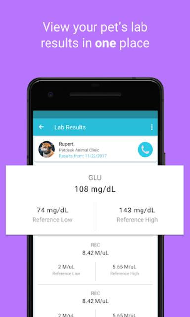 PetDesk - Pet Health Reminders screenshot 13