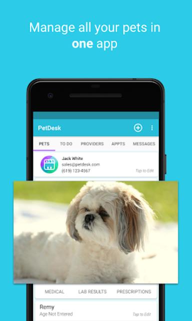 PetDesk - Pet Health Reminders screenshot 21