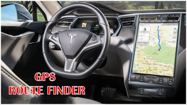 Maps, GPS, Navigations & Directions, Street View screenshot 1