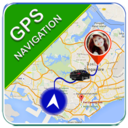 Icon for Maps, GPS, Navigation & Driving Route Directions