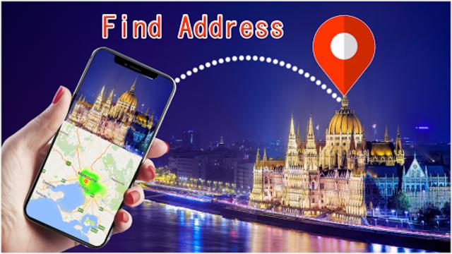 Maps, GPS, Navigation & Driving Route Directions screenshot 1