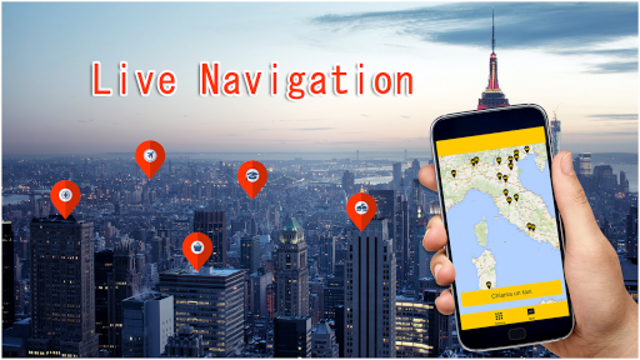 Maps, GPS, Navigation & Driving Route Directions screenshot 3