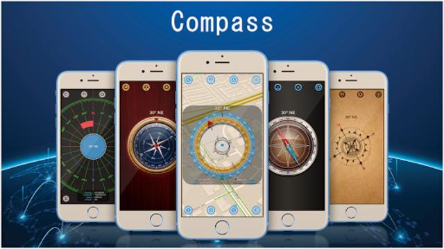 Maps, GPS, Navigation & Driving Route Directions screenshot 6