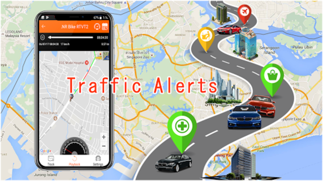 Maps, GPS, Navigation & Driving Route Directions screenshot 8