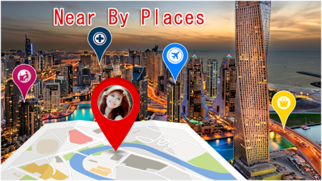 Maps, GPS, Navigation & Driving Route Directions screenshot 10