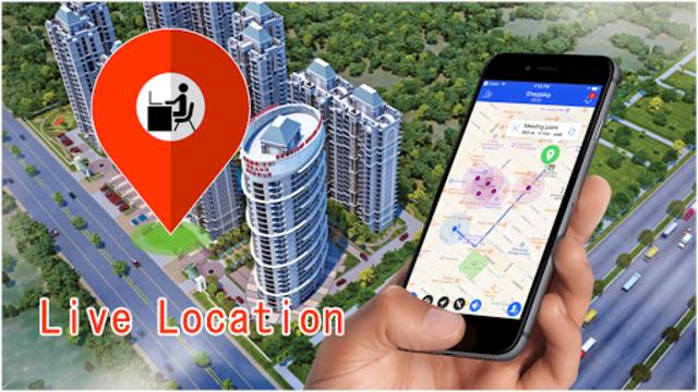 Maps, GPS, Navigation & Driving Route Directions screenshot 15