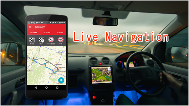 Maps, GPS, Navigation & Driving Route Directions screenshot 20