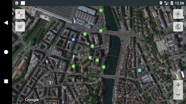 My Location: GPS Maps, Share & Save Locations screenshot 5