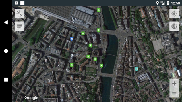 My Location: GPS Maps, Share & Save Locations screenshot 6