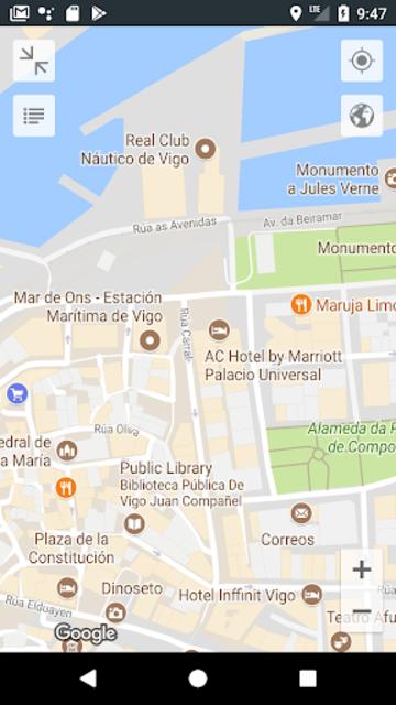 My Location: GPS Maps, Share & Save Locations screenshot 15