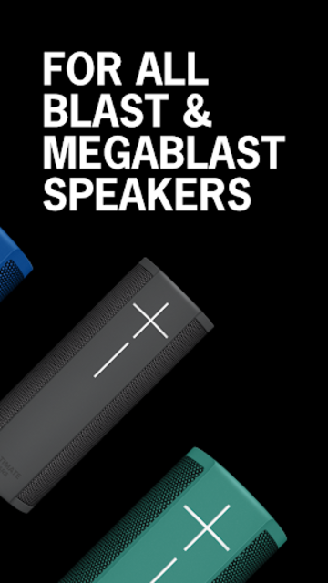 BLAST & MEGABLAST by Ultimate Ears screenshot 2