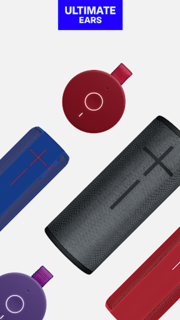 BOOM & MEGABOOM by Ultimate Ears screenshot 1