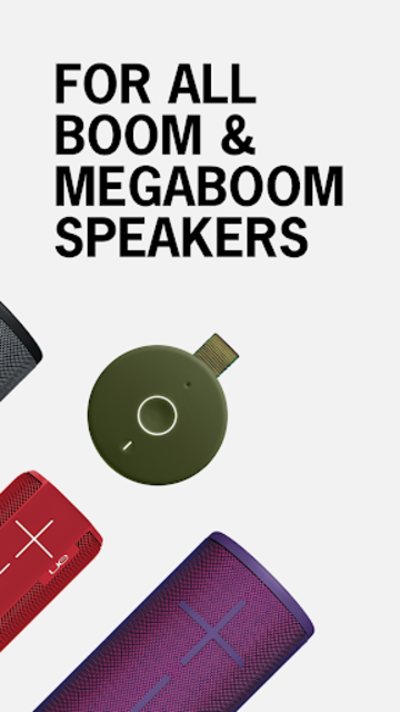 BOOM & MEGABOOM by Ultimate Ears screenshot 2
