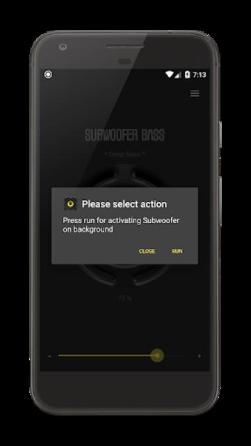 Subwoofer Bass PRO screenshot 2