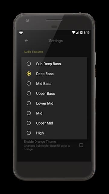 Subwoofer Bass PRO screenshot 3