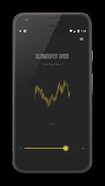 Subwoofer Bass PRO screenshot 5