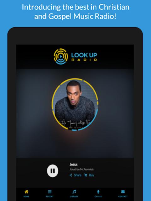 Look Up Radio screenshot 6