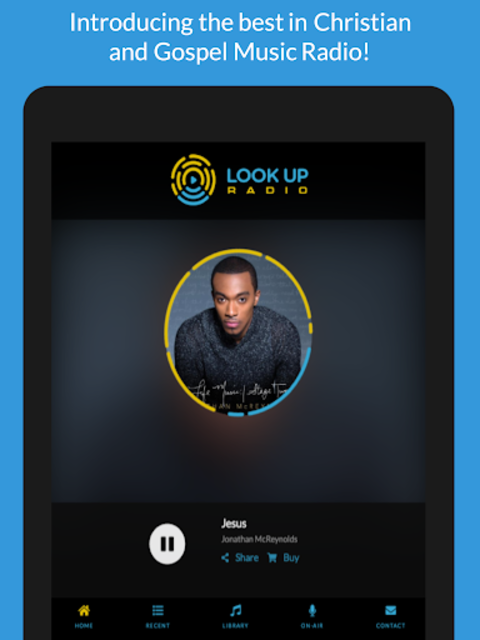 Look Up Radio screenshot 7